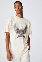 Cotton On - Bondi T-shirt - bone