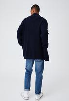 Cotton On - Shawl cardigan - deep navy