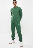 Jonathan D - Brand sweatpants regular fit - green