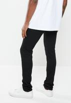 Jonathan D - 5 pocket denim jeans slim fit - black