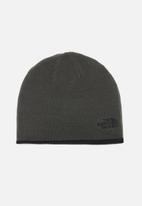 The North Face - Reversible tnf banner beanie - black & grey