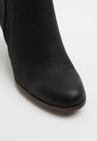 Miss Black - Alham 4 ankle boot - black