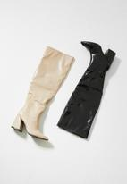 Z_Code_Z - Vitta knee high boot - black