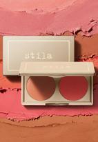 Stila - Putty Blush / Bronzer Duo - Bronzed-Lillium