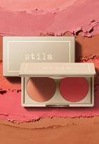 Stila - Putty Blush / Bronzer Duo - Bronzed-Gladiola