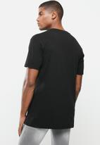 Cutty - Tshirt basic vneck - black