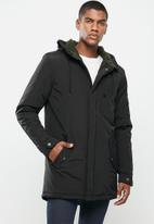 Cutty - Padded jacket - black