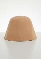 Superbalist - Felt bucket hat - camel