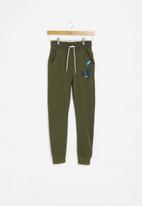 Rebel Republic - Fortnite jog pants - olive
