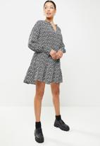 Glamorous - Tunic dress - dark floral