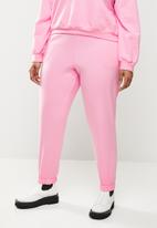 Blake - Slouchy jogger- Pink