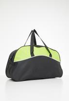 POP CANDY - Wave sports bag - green & black
