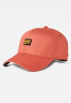G-Star RAW - Originals baseball cap - dull berry