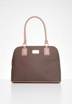 Pierre Cardin - Emma dome - brown & pink
