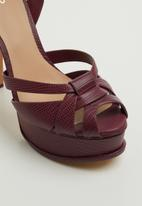 ALDO - Lacla heel - purple