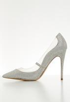 ALDO - Edulla heel - silver