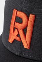 G-Star RAW - Embro baseball trucker cap - raven