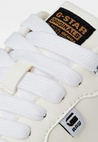 G-Star RAW - Cadet wmn basic q2 - white