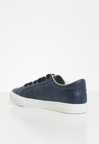 POLO - Oliver leather sneaker - navy