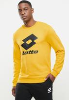 lotto - Smart sweat rn - yellow