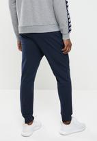 lotto - Smart pants - navy