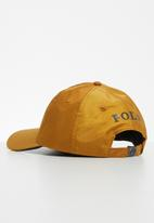 POLO - Mens ackley classic peak  - brown