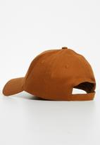 POLO - Mens parker classic peak - brown