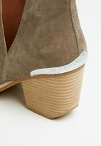 Jeffrey Campbell - Cromwell - taupe
