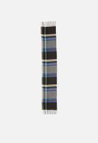 Superbalist - Fringed colour block scarf - multi