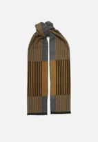 Superbalist - Infinity scarf - brown & grey