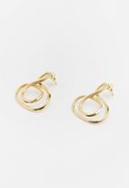 Lorne - Motley earring - gold