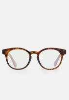 Sophie Moda - Reading glasses bamboo collection - tortoise