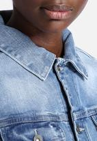 G-Star RAW - Slim Tailor Wisk Stretch Denim Jacket