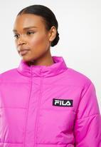 FILA - Belle puffer - pink