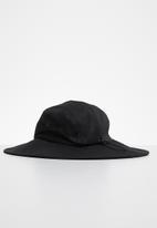 Urban Supply - Kruger hat - black