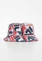 FILA - Jake kids bucket hat - multi