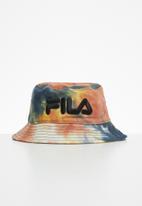 FILA - Fognini tie dye bucket hat - multi