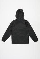 The North Face - Zipline rain jacket - black
