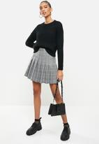 Blake - Oversized pullover - black