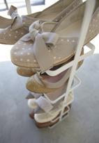 Yamazaki - Tower shoe rack - white
