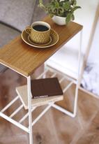 Yamazaki - Tosca side table - white