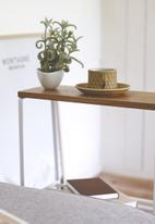 Yamazaki - Tosca side table - white