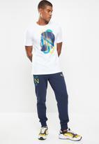 PUMA - Neymar Jr hero tee - white