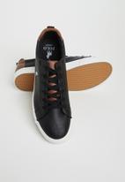 POLO - Harley colour block sneaker - black