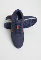 POLO - Gary fashion retro sneaker - navy