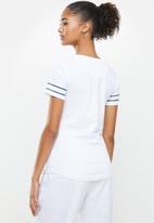 Aca Joe - Basketball short sleeve T-shirt - white