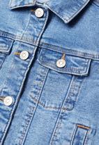 MANGO - Allegra jacket - blue