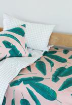 Phlo Studio - Palm leaf duvet cover set - multi