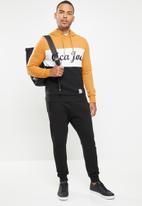Aca Joe - Aca joe big logo jogger - black