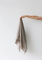 Phlo Studio - Muslin swaddle blanket - grey